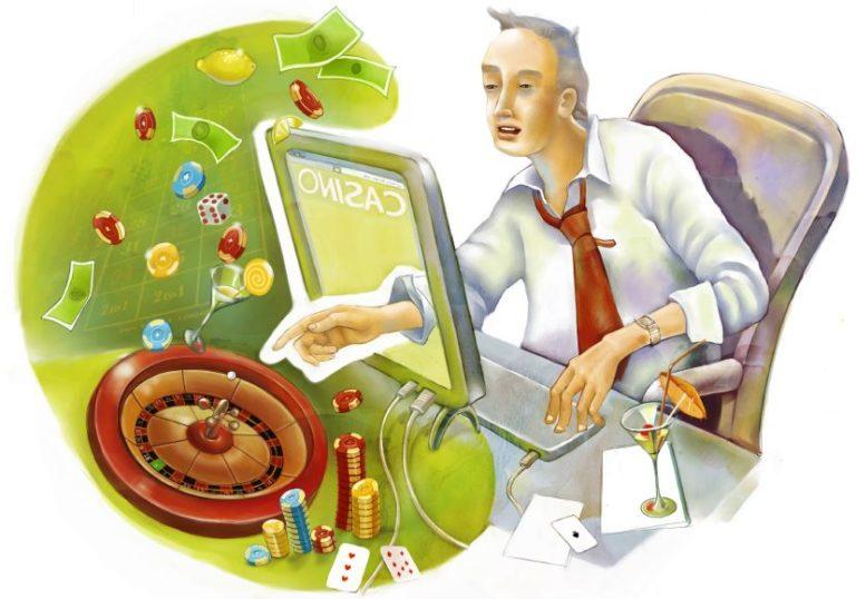 Roulette spielen im Online Casino